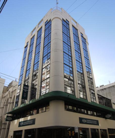 UCES - Universidad de Ciencias Empresariales y Sociales